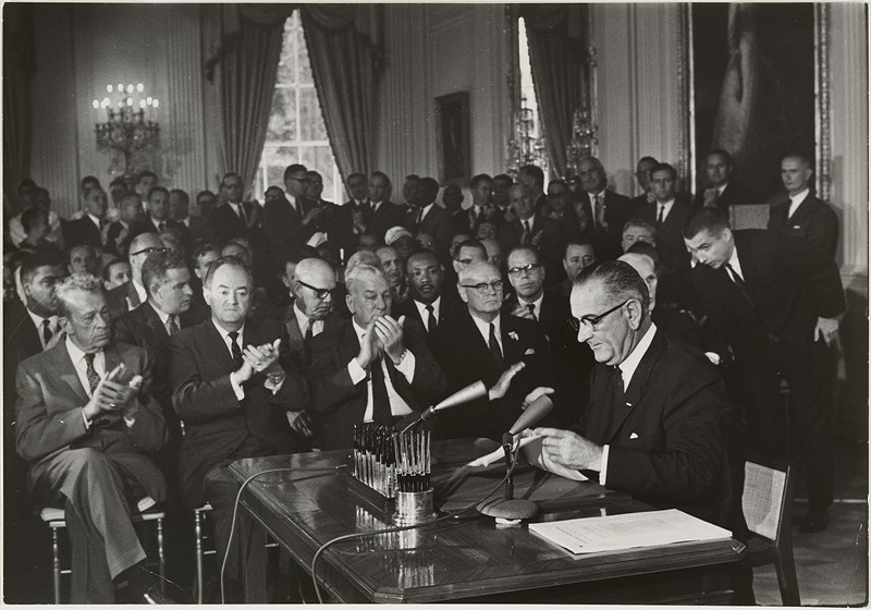 the bill of the century the civil rights act of 1964 national