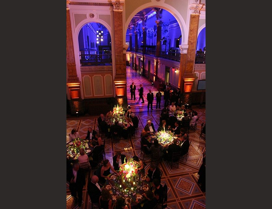 Great Hall evening event