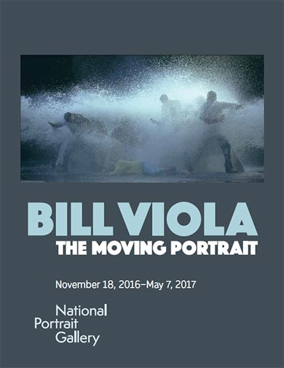 Bill Viola: The Moving Portrait | National Portrait Gallery