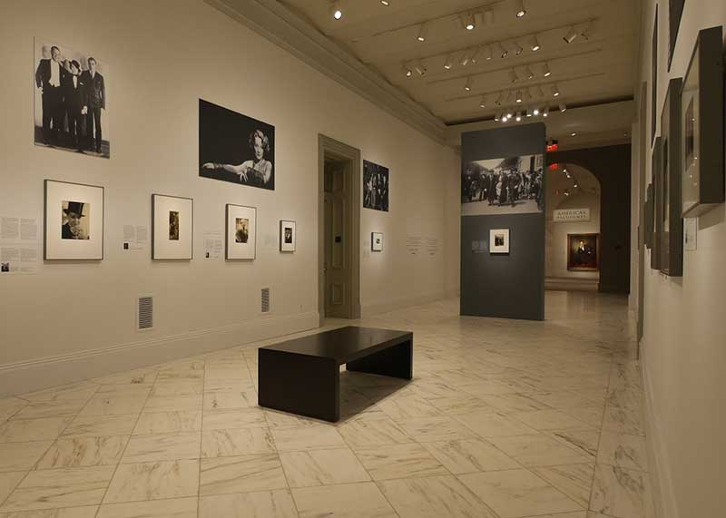 "View of ""Marlene Dietrich: Dressed for the Image."" Photo by Elise Mollica."