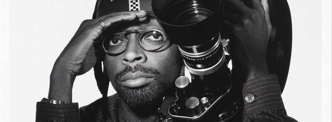 Portrait of Spike Lee by Jesse Frohman