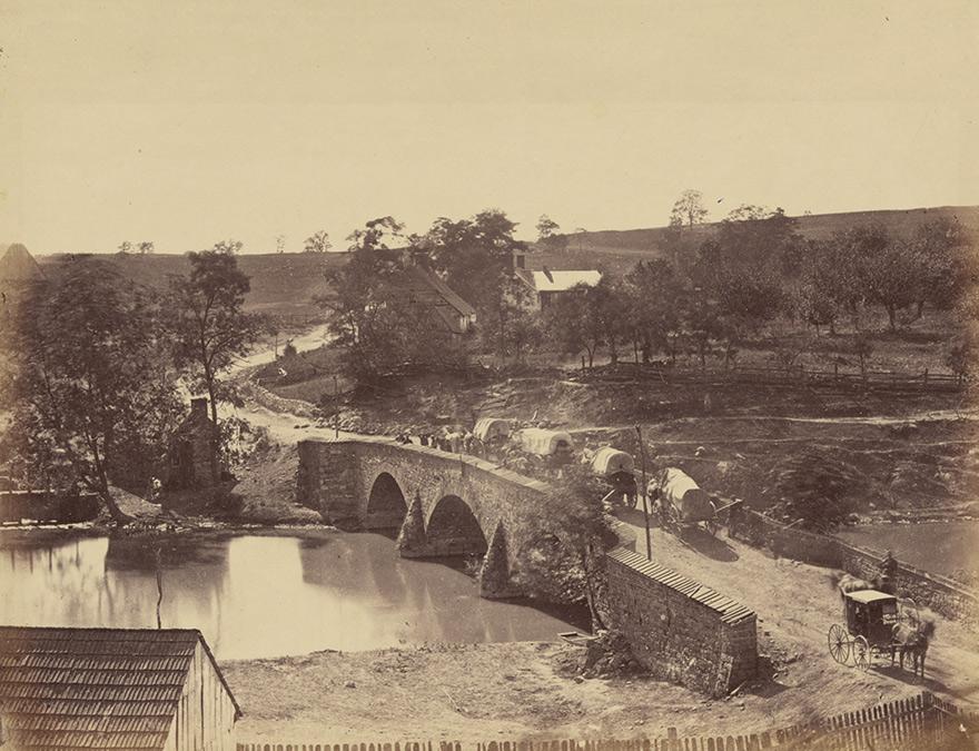 Antietam Bridge, Maryland