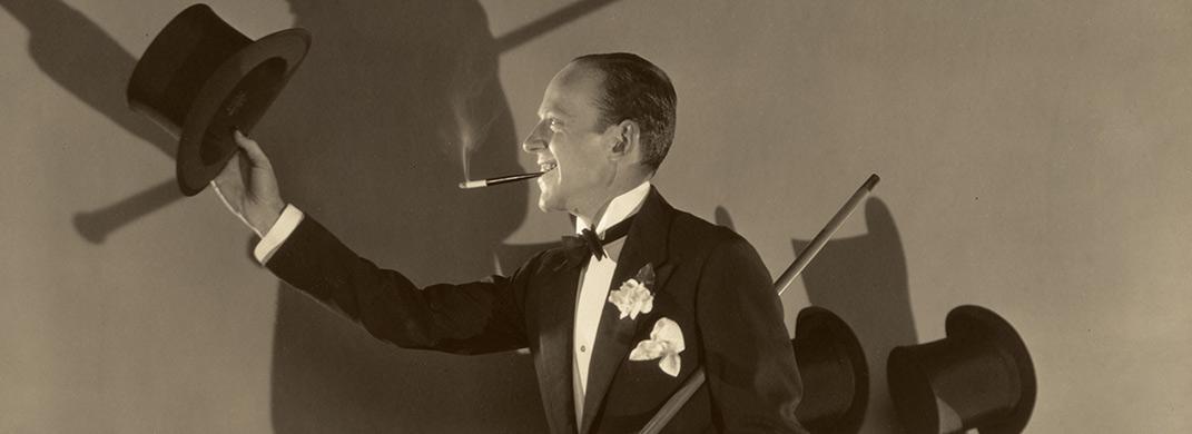 Fred Astaire por Edward Steichen