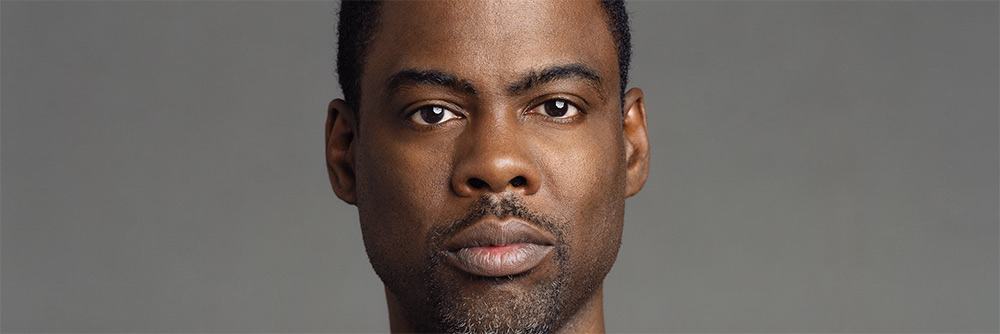 Chris Rock by TImothy Greenfield-Sanders