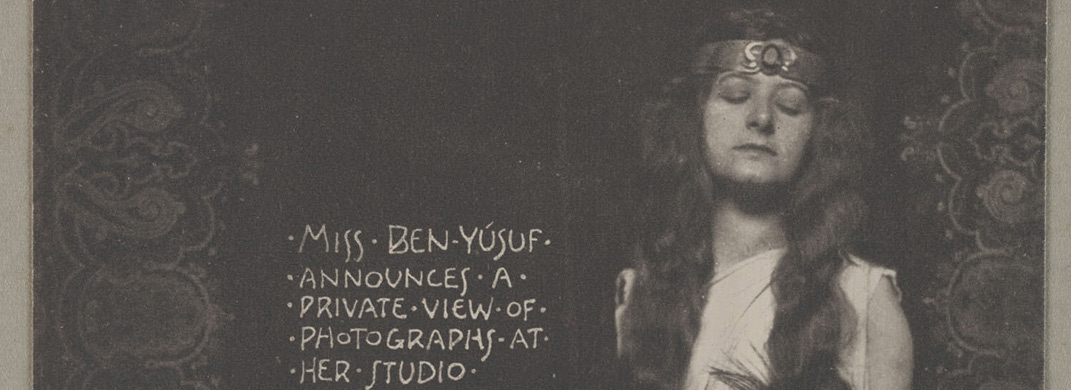 Zaida Ben-Yusuf, autorretrato