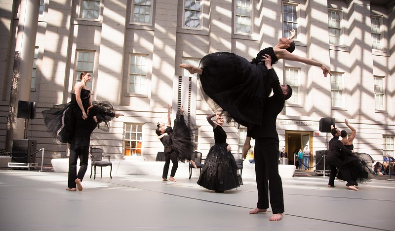 Preview image for  Dana Tai Soon Burgess Named Smithsonian's First Choreographer-in-Residence  press release