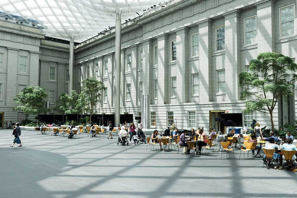Robert and arlene kogod courtyard wedding venues