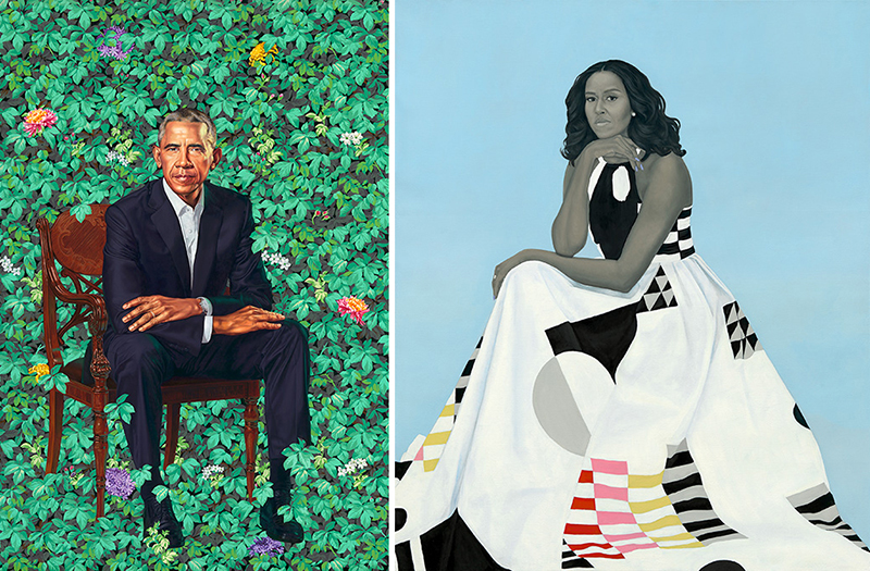 The Obama Portraits Tour | National Portrait Gallery
