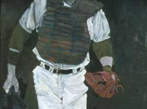 Portrait of Carlton Fisk