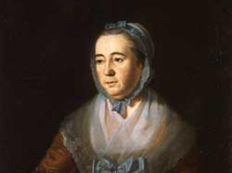 Portrait of Anne Catharine Green