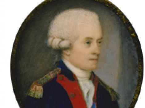 Portrait of John Paul Jones