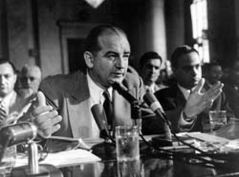 Portrait of Joseph McCarthy