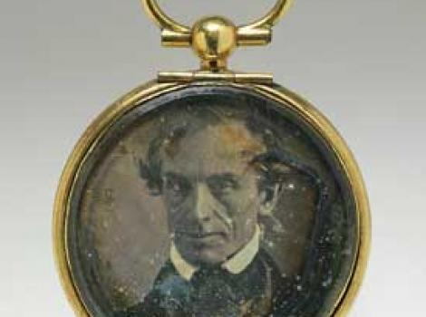 Portrait of Samuel Morse