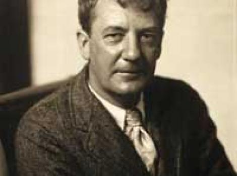 Portrait of Sherwood Anderson