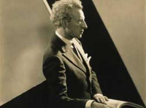 Portrait of Leopold Stokowski