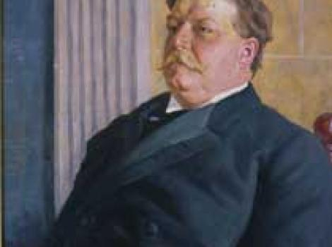 Portrait of William Howard Taft