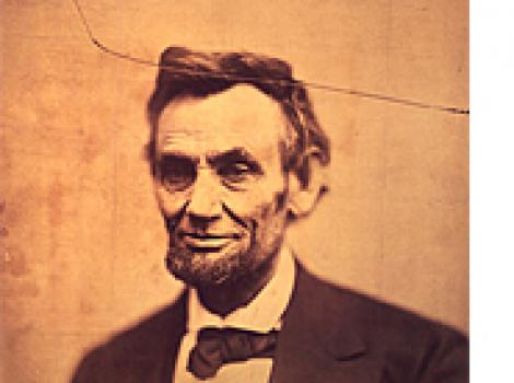 Lincoln by Alexander Gardner