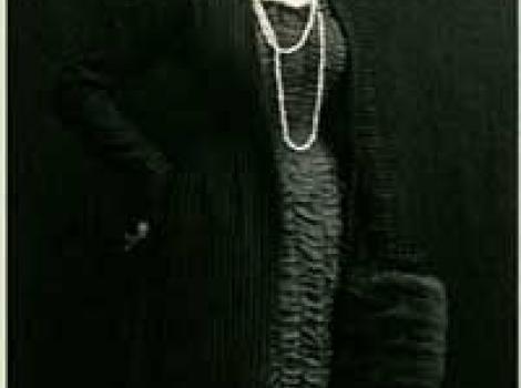 Portrait of Zaida Ben Yusuf