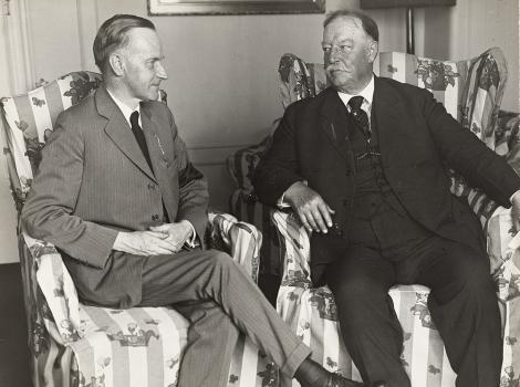 "One of the things that makes the modern presidency a particularly difficult—perhaps even impossible—job is that Americans expect their presidents to be both sublimely confident and powerful statesmen but also ""just plain folks,"" no different, really, than you and I. Politicians, of course, know the value of the homey touch and of posing as a man of the people in order to create an appealing persona. These days a great deal of thought, and money, goes into creating an appealing image of a candidate. In our m"