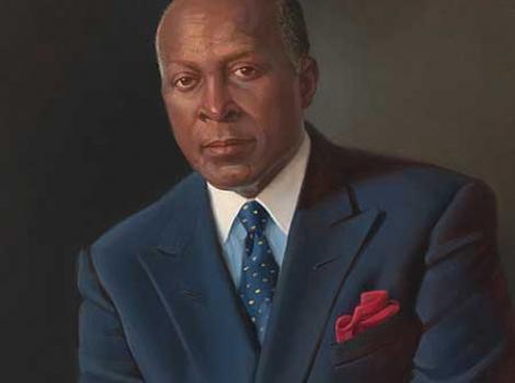Vernon Jordan by Bradley Stevens