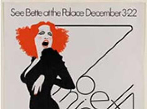 Poster of Bette Midler