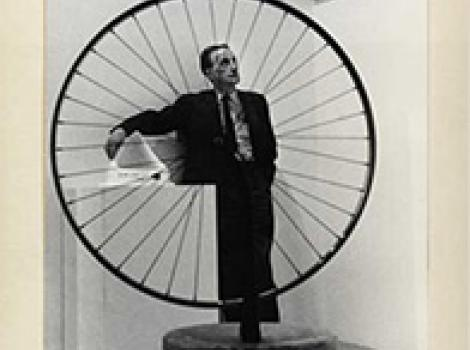 Marcel Duchamp / Marvin Lazarus