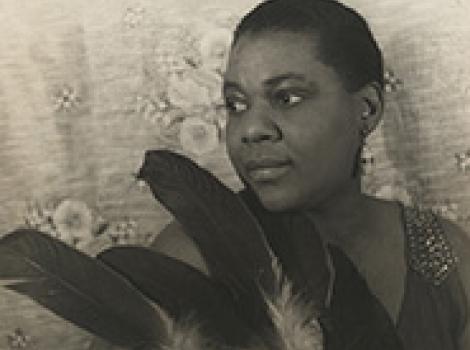 Bessie Smith by Carl Van Vechten