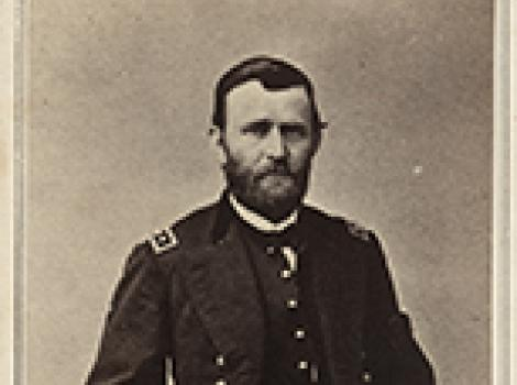 Photograph of Ulysses S. Grant