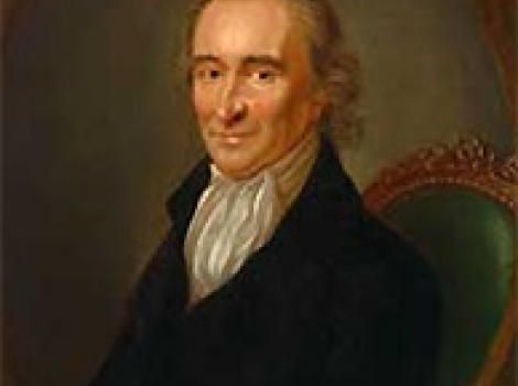 Thomas Paine by Laurant Dabos