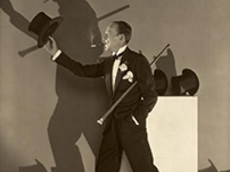 Fred Astaire by Edward Steichen