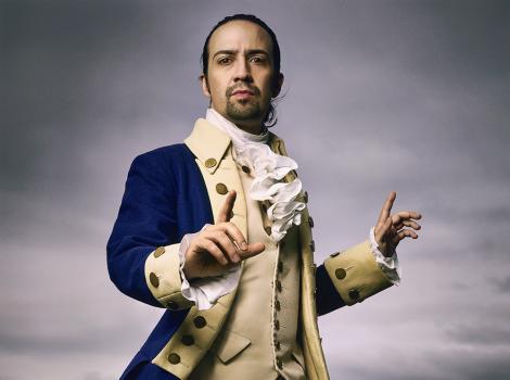 man in 18th century naval uniform