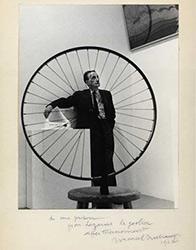 Marcel Duchamp/Marvin Lazarus