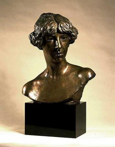 Sculpture of Gertrude Vanderbilt Whitney