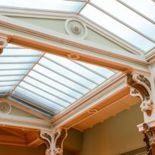 Skylights of the Great Hall