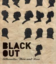 Book cover featuring several silhouettes