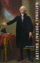 George Washington Cover of the National Portrait Gallery/Smithsonian American Art Museum Commemorative Guide