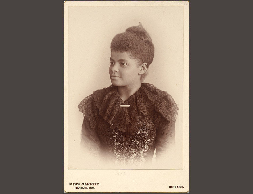 Photo of a young African American woman